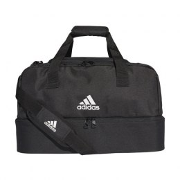 Torba sportowa adidas TIRO DUFFEL BAG BOTTOM COMPARTMENT czarna mała