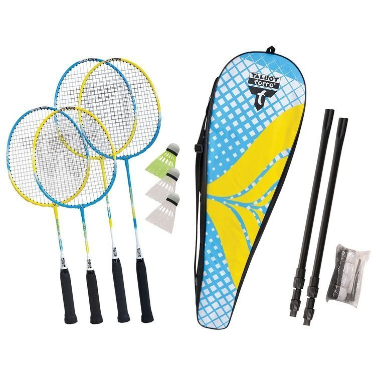 BADMINTON FAMILY SET Zestaw Do Gry TALBOT TORRO