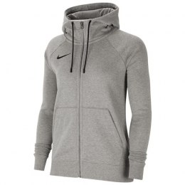 Bluza damska Nike Park Fleece Full-Zip z kapturem szara